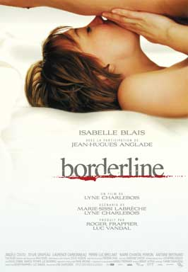 Borderline - 11 x 17 Movie Poster - French Style A