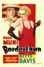 Bordertown - 11 x 17 Movie Poster - Style A