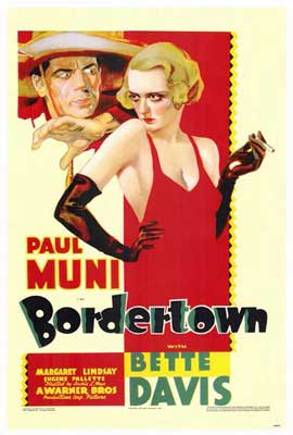 Bordertown - 27 x 40 Movie Poster - Style A