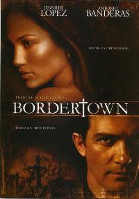 Bordertown - 11 x 17 Movie Poster - Style B