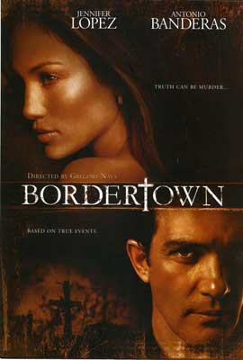 Bordertown - 27 x 40 Movie Poster - Style B