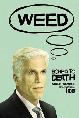 Bored to Death - 11 x 17 TV Poster - Style C