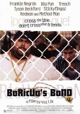 Boricuas Bond - 11 x 17 Movie Poster - Style A