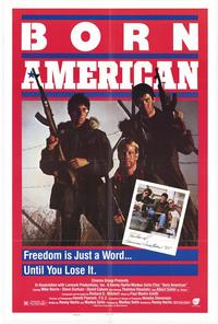 Born American - 11 x 17 Movie Poster - Style A