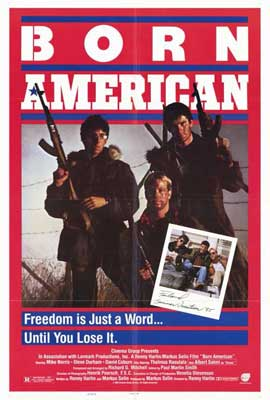 Born American - 27 x 40 Movie Poster - Style A