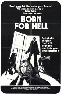 Born For Hell - 11 x 17 Movie Poster - Style A