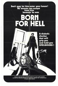 Born For Hell - 27 x 40 Movie Poster - Style A