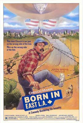 Born in East L.A. - 27 x 40 Movie Poster - Style A