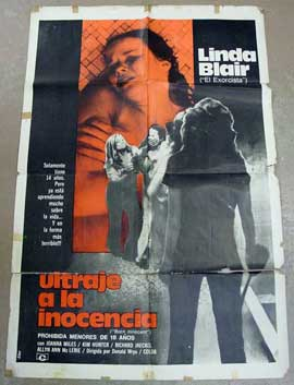 Born Innocent - 27 x 40 Movie Poster - Style A