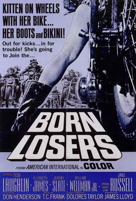 Born Losers - 27 x 40 Movie Poster - Style A