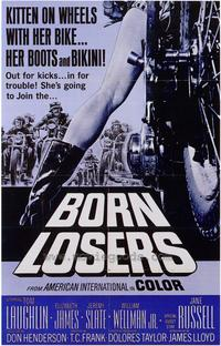 Born Losers - 43 x 62 Movie Poster - Bus Shelter Style A