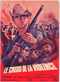 Born Losers - 27 x 40 Movie Poster - French Style A