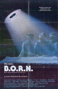B.O.R.N. - 11 x 17 Movie Poster - Style A