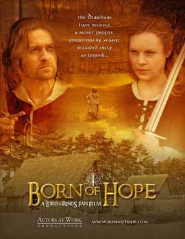 Born of Hope - 11 x 17 Movie Poster - Style A