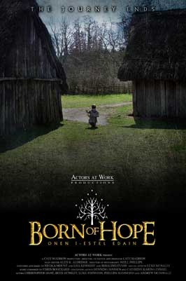 Born of Hope - 11 x 17 Movie Poster - Style B