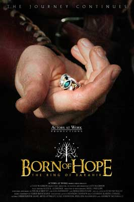 Born of Hope - 11 x 17 Movie Poster - Style C