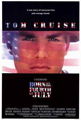 Born on the Fourth of July - 27 x 40 Movie Poster - Style A
