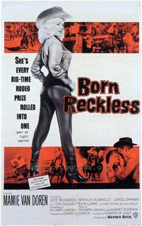 Born Reckless - 43 x 62 Movie Poster - Bus Shelter Style A