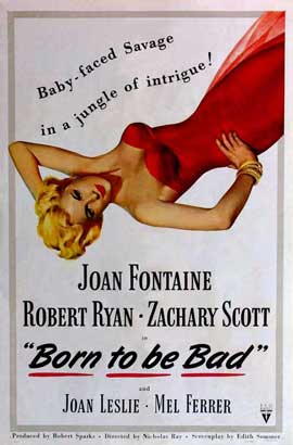 Born to Be Bad - 27 x 40 Movie Poster - Style A