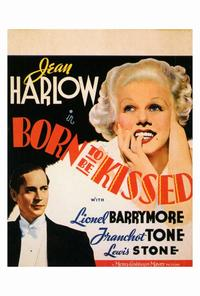 Born to Be Kissed - 27 x 40 Movie Poster - Style A