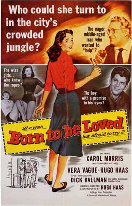 Born to Be Loved - 11 x 17 Movie Poster - Style A