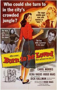Born to Be Loved - 43 x 62 Movie Poster - Bus Shelter Style A