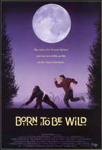 Born to Be Wild - 27 x 40 Movie Poster - Style B