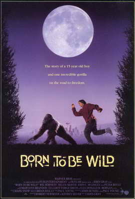 Born to Be Wild - 11 x 17 Movie Poster - Style B