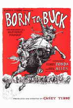 Born to Buck - 27 x 40 Movie Poster - Style A