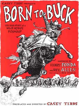 Born to Buck - 11 x 17 Movie Poster - Style A