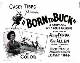 Born to Buck - 22 x 28 Movie Poster - Half Sheet Style A