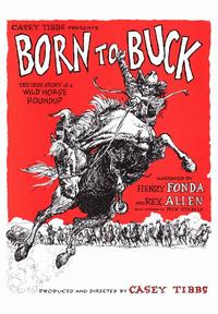 Born to Buck - 43 x 62 Movie Poster - Bus Shelter Style A