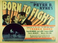 Born to Fight - 11 x 14 Movie Poster - Style A