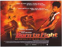Born to Fight - 11 x 17 Movie Poster - Style A