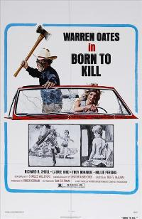 Born To Kill - 43 x 62 Movie Poster - Bus Shelter Style A