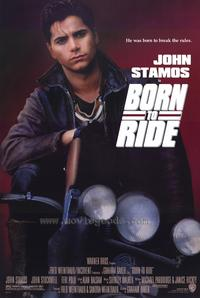 Born to Ride - 43 x 62 Movie Poster - Bus Shelter Style A