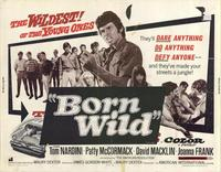 Born Wild - 11 x 14 Movie Poster - Style A