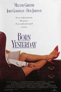 Born Yesterday - 11 x 17 Movie Poster - Style B
