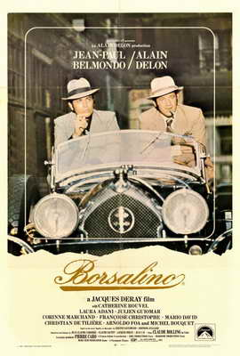 Borsalino - 27 x 40 Movie Poster