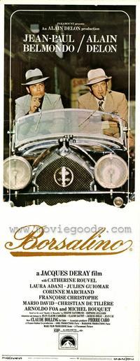 Borsalino - 14 x 36 Movie Poster - Insert Style A
