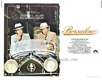 Borsalino - 22 x 28 Movie Poster - Half Sheet Style A