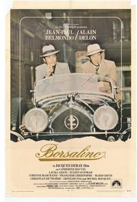 Borsalino - 43 x 62 Movie Poster - Bus Shelter Style A