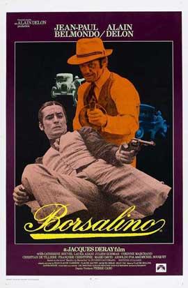Borsalino - 11 x 17 Movie Poster - Style B