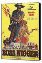 Boss Nigger - 11 x 17 Poster - Foreign - Style A - Museum Wrapped Canvas