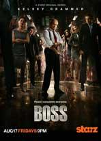 Boss (TV) - 11 x 17 TV Poster - Style B
