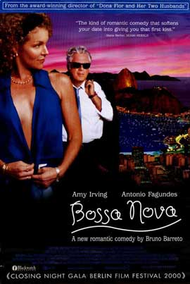 Bossa Nova - 11 x 17 Movie Poster - Style A