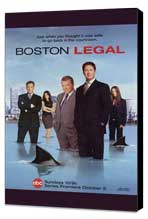 Boston Legal - 11 x 17 TV Poster - Style A - Museum Wrapped Canvas
