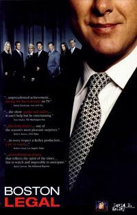 Boston Legal - 11 x 17 TV Poster - Style B