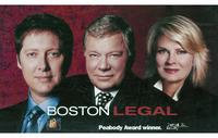 Boston Legal - 11 x 17 TV Poster - Style D