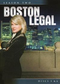 Boston Legal - 27 x 40 TV Poster - Style F